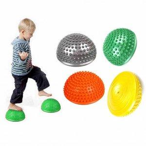 Массажные коврики, мячи